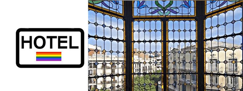 hôtels gay friendly Barcelone
