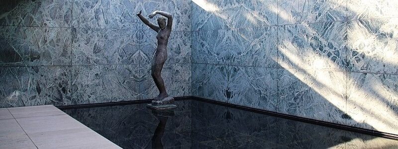 Pavillon de Barcelone Mies Van der Rohe