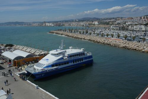Ferry Barcelone - Sitges
