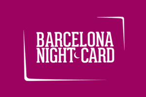 Barcelone Night Card online