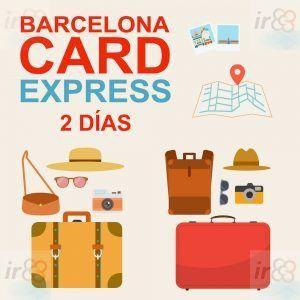 acheter Barcelone Card Express