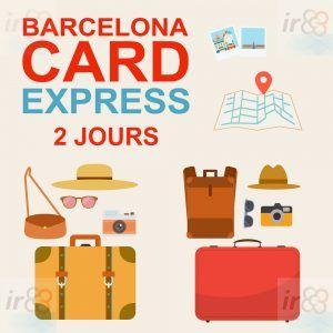 acheter Barcelona Card Express