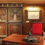 armoire Couvent de Santa Caterina