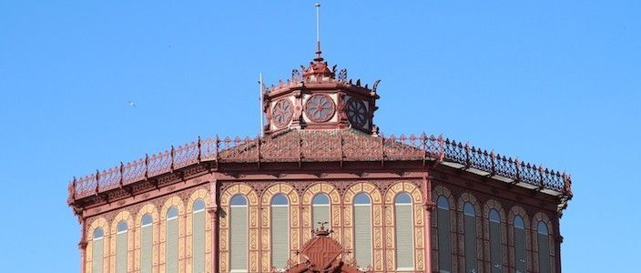 Mercat Sant Antoni Barcelone