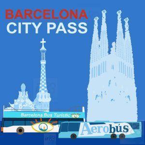 acheter Barcelone City Pass