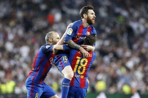 Match FC Barcelone
