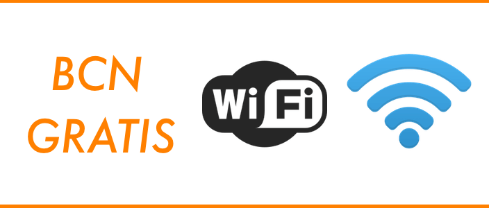 WiFi gratuit à Barcelone