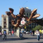 Gambrinus: sculpture Mariscal