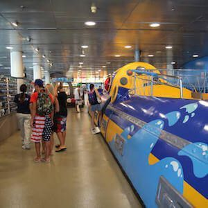 billets Aquarium de Barcelone