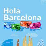 acheter en ligne Hola Barcelona