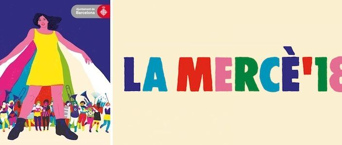 Fête La Mercè Barcelone