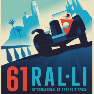 Rallye Barcelone - Sitges