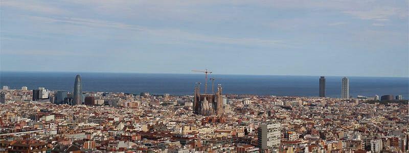 belvédères et points de vue de Barcelone
