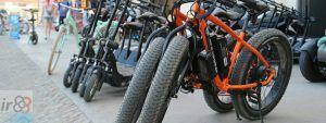 location de vélo à Barcelone