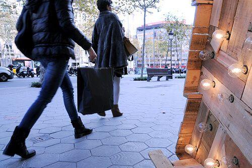 Tours de shopping Barcelone
