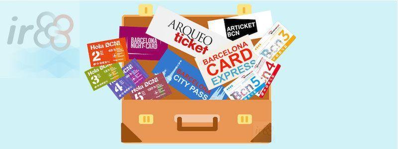 cartes et abonnements voyage et transport en commun Barcelone