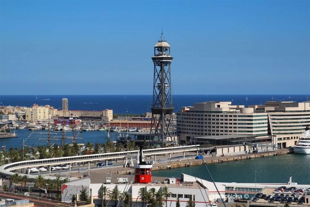 téléphérique Aeri del Port