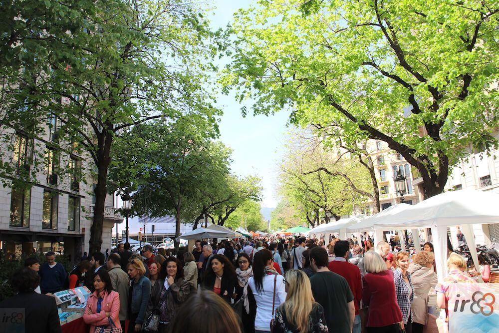Sant Jordi Barcelone