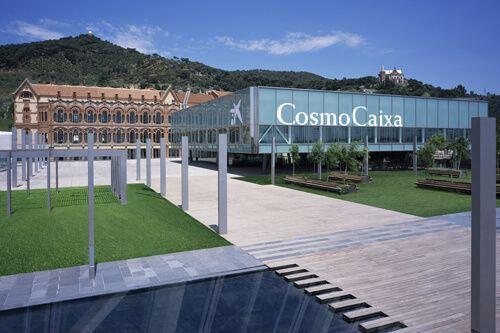 acheter billets CosmoCaixa