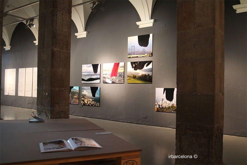 exposition Centre d'Arts Santa Mònica