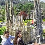 Sagrada Familia Catalogne en Miniature