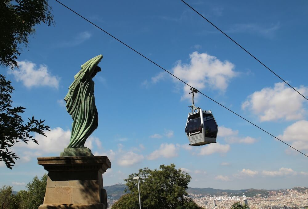 Billets Téléphérique Montjuïc