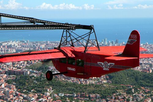 acheter Billets Parc Attractions Tibidabo Panoramique