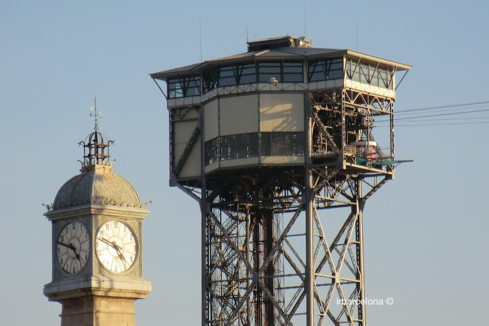Tour de l'Horloge et Aeri del Port