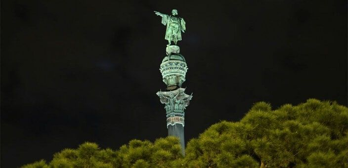 Monument Cristophe Colomb