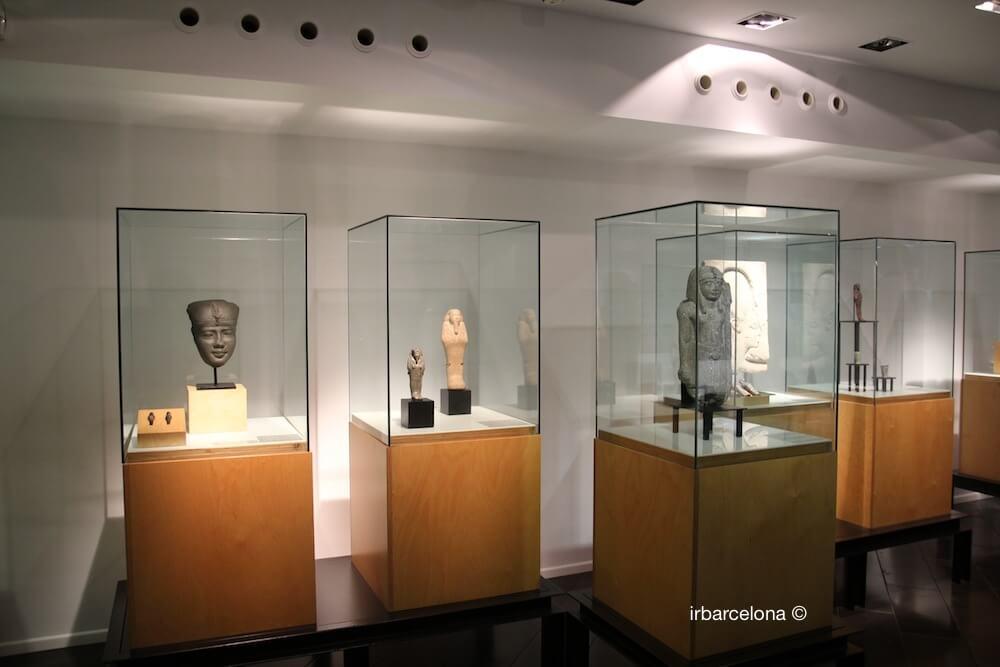 collection Musée égyptien