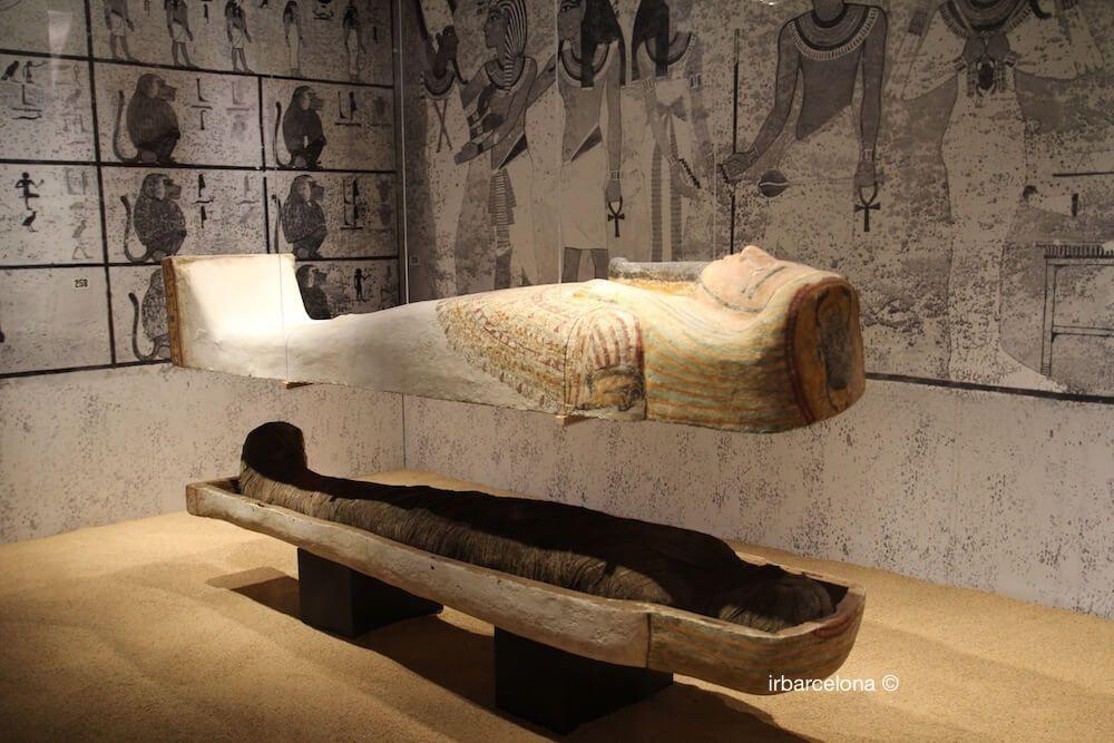billets Musée Egyptien