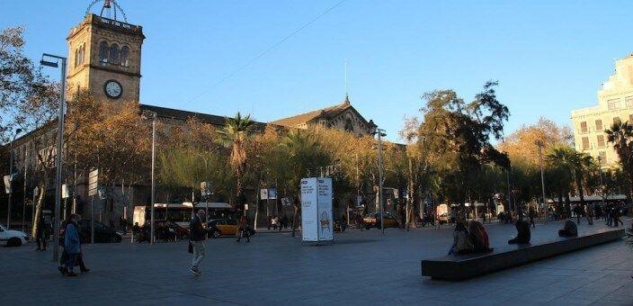 Plaça Universidat