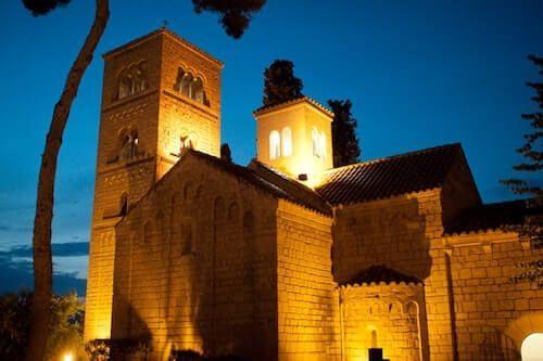 visite nocturne Poble Espanyol
