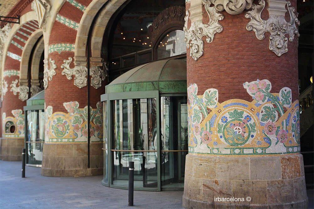 visite guidée Palau de la Música Catalana