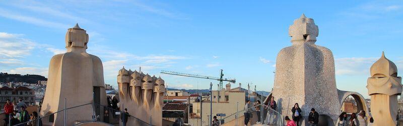 Terrasse Casa Milà