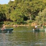 bateaux dans le Parc de la Ciutadella