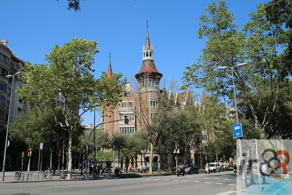 château Casa de les Punxes