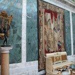 décoration du Palais Albéniz