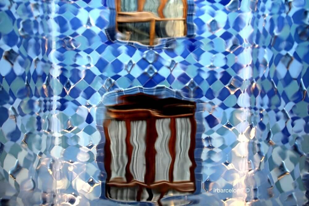 effets optiques Casa Batlló