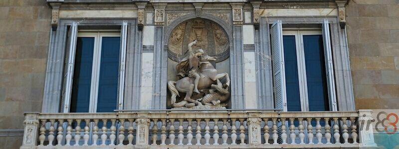 bâtiment Palais Generalitat