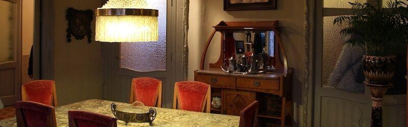 intérieur Casa Milà