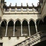 intérieur Palais Generalitat
