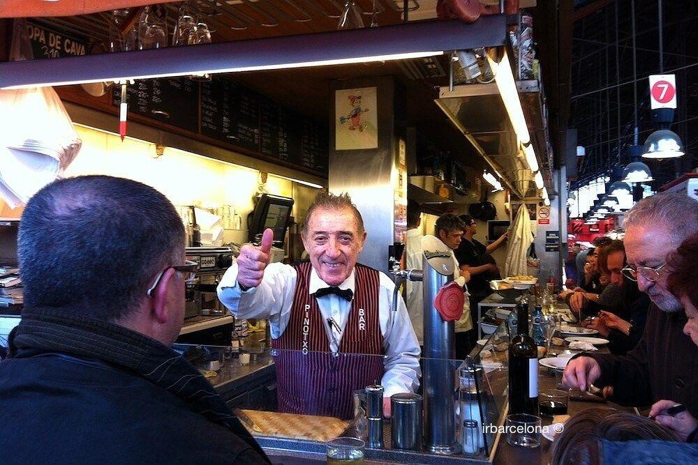Juanito Bar Pinotxo