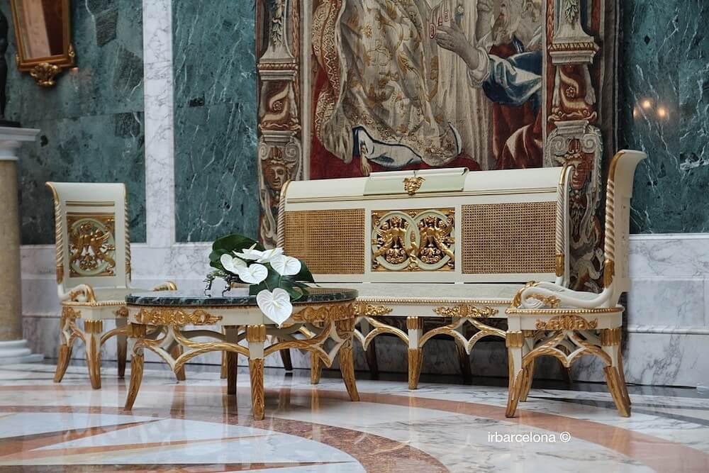 mobilier Palauet Albéniz