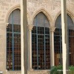 fenêtres gothiques Palau Requesens