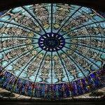 dôme en verre Palais Albéniz