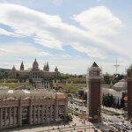 vue de Montjuïc