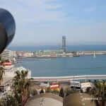 vues hotel W Barcelona