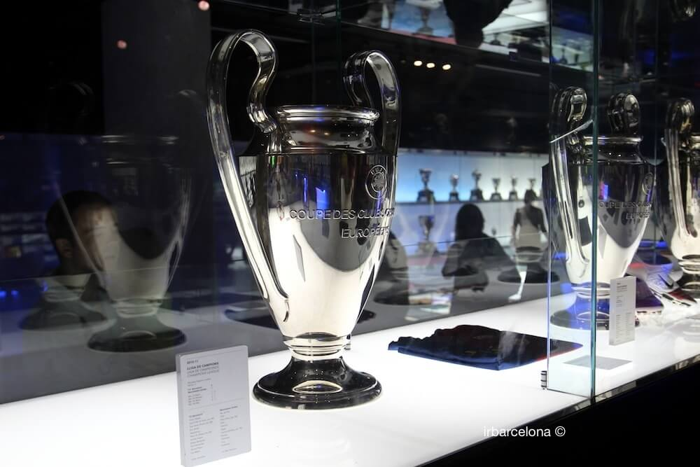 trophée Champions League