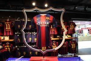 boutique officiel Camp Nou